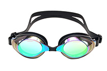 Swimming Goggles (Black)