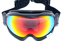 Snow Goggles (Black)
