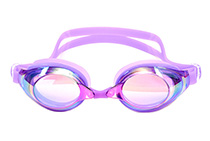 Swimming Goggles (Purple)