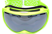 Snow Goggles (Green)