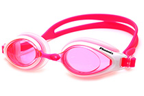 Swimming Goggles (Pink)